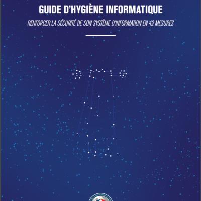 Guide sécurité informatique