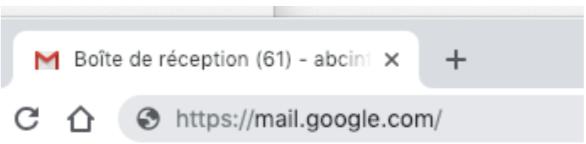 Comment se déconnecter de Gmail sur son ordinateur